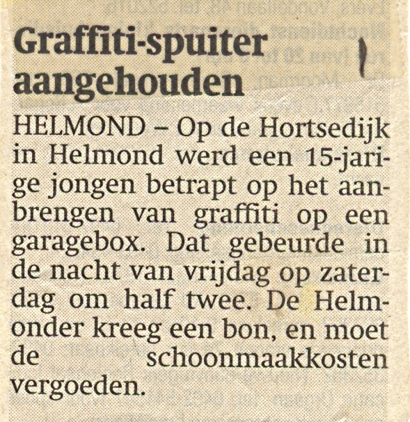 GraffitiNewspaper